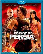 prince of persia the sands of time blu ray photo