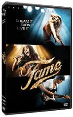 fame special edition dvd photo