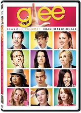 glee season 1 volume 1 road to sectionals 4 disc box set dvd photo