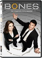 bones season 5 6 disc box set dvd photo
