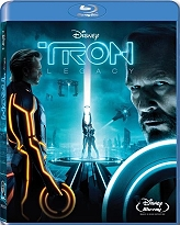 tron legacy blu ray photo
