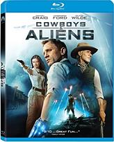 cowboys aliens blu ray photo