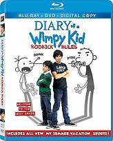 diary of a wimpy kid rodrick rules blu ray photo