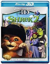 srek 2 3d blu ray photo