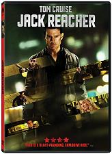 jack reacher dvd photo