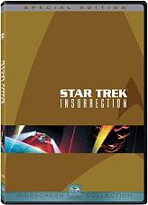 star trek 09 insurrection se dvd photo