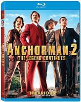 anchorman 2 the legend continues blu ray o paroysiastis 2 o mythos synexizetai blu ray photo