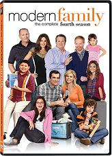 modern family season 4 dvd photo