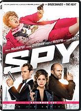 spy dvd photo
