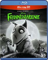 frankenweenie 3d superset 3d 2d blu ray photo