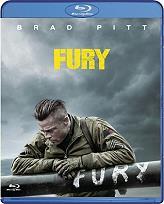 fury blu ray photo