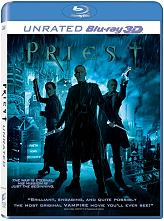 priest 3d blu ray photo
