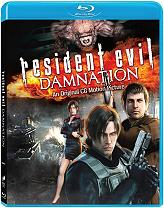 resident evil damnation blu ray photo