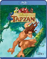 tarzan blu ray photo