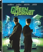 the green hornet blu ray photo