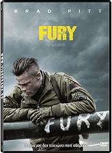 fury dvd photo