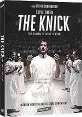 the knick olokliros o protos kyklos dvd photo