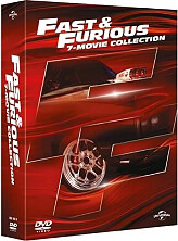 fast furious 1 7 collection 8 dvd photo