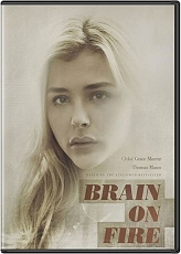 brain on fire dvd photo