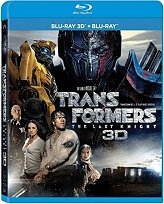 transformers 5 o teleytaios ippotis 3d 2d 2 discs blu ray photo