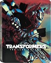 transformers 5 o teleytaios ippotis 3d 2d steelbook blu ray photo