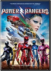 power rangers dvd photo