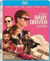 baby driver blu ray photo