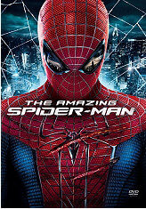 the amazing spiderman dvd photo