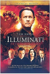 illuminati oi pefotismenoi angels and demons dvd photo