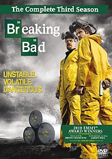breaking bad season 3 4 discs dvd photo
