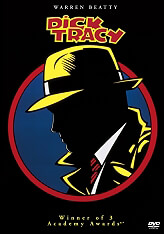 dick tracy dvd photo