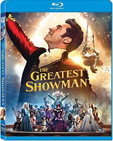 the greatest showman blu ray photo
