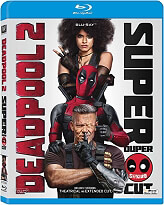 deadpool 2 2 disc blu ray photo