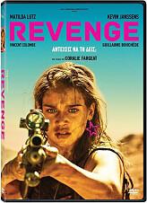 revenge dvd photo