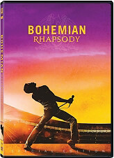 bohemian rhapsody dvd photo