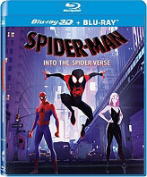 spider man mesa sto araxno sympan spider man into the spider verse 3d 3d 2d blu ray photo