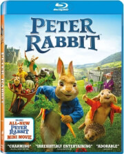 piter rampit peter rabbit blu ray photo