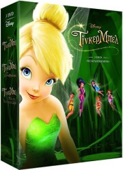 tinkermpel neraidodiasosi xamenos thisayros tinkerbell great fairy rescue lost treasure 3 dvd photo