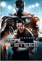 real steel dvd photo