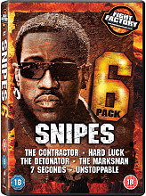 snipes collection dvd photo