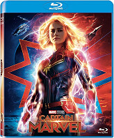 captain marvel blu ray