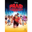 ralf i epomeni pista wreck it ralph dvd photo