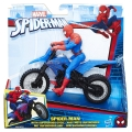 spider man 6in figure and vehicle asst b9997 extra photo 1