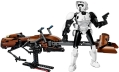 lego 75532 scout trooper speeder bike extra photo 1