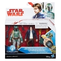 star wars gal e8 deluxe figure 2 asst han solo c1244 extra photo 1
