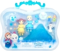 frozen small doll story moments asst snow sisters b7468 extra photo 1