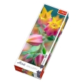 trefl puzzle 300pz flowers extra photo 1