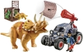 playmobil 9434 oxima lathrokynigon kai oikogeneia trikeratops extra photo 1