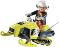 playmobil 9285 snowmobile extra photo 1