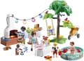 playmobil 9272 party ston kipo me barbecue extra photo 1